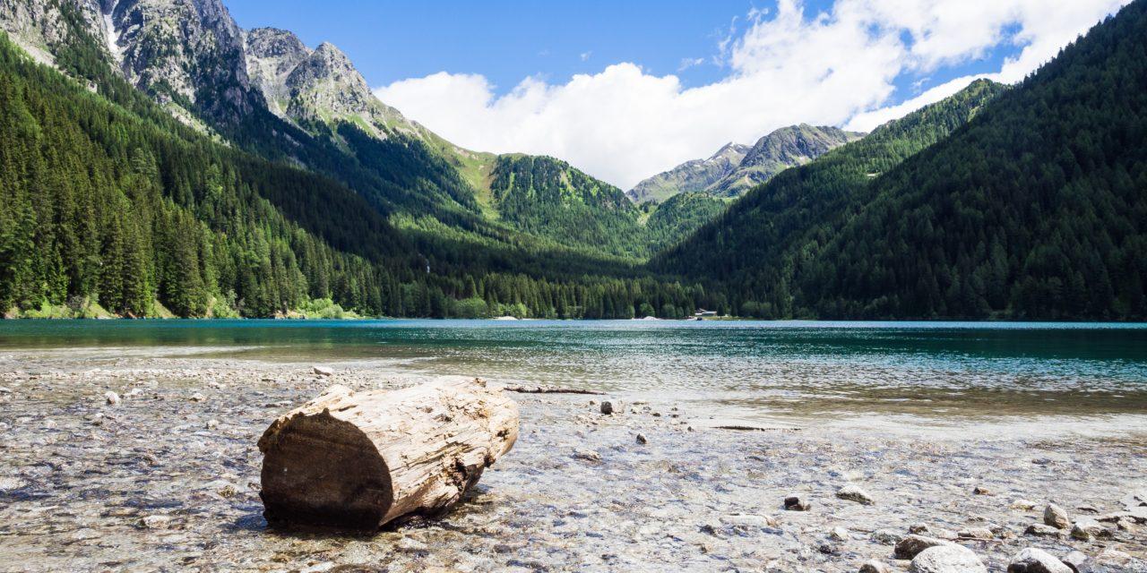 Pozoruhodná místa v Evropě – Jezero Grüner See