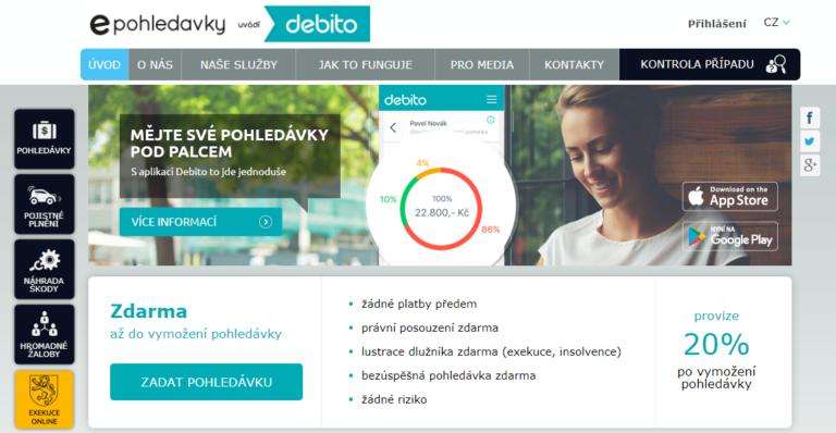 E-pohledávky – spolehlivá cesta kvašim penězům /zkušenost, recenze