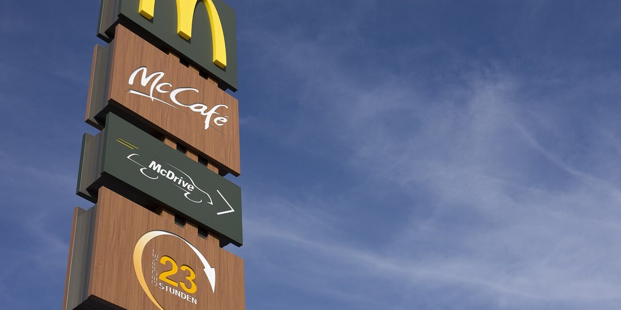 McDonalds vs Burger King, skvělý marketingový tah