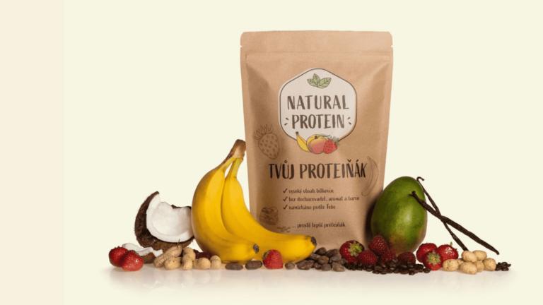 NaturalProtein – recenze, tvorba vlastního proteinu