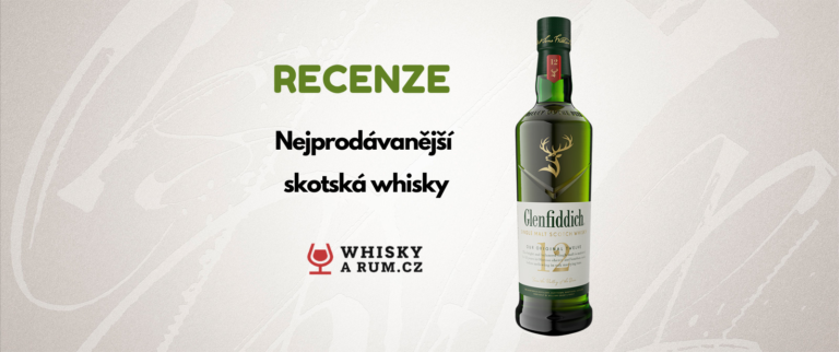 Poznejte whisky Glenfiddich 12 Year Old